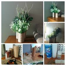 DIY Home Decor The Sticks Are From Rona Everything Else If From Dollarama Home Decor