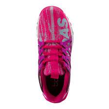 adidas vigor bounce. adidas vigor bounce j girls ice blue/shock purple/shock pink | sneakers