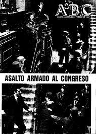 Portadas del 23 de Febrero de 1981