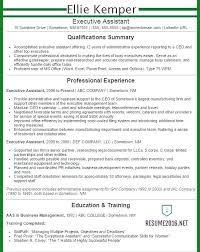 Executive Assistant Resume Samples Free Best Of Executive Administrative Assistant Resume Sample Executive Assistant