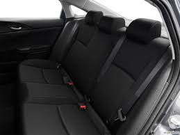 honda civic 2017 1 6l dx qatar rear seats from drivers side