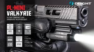 Rechargeable Pistol Light Olight Pl Mini Pl Mini Valkyrie 400 Lumen Magnetic Usb