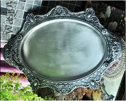 Decorative Bowls And Trays 100x100cm large metal serving tray metal decorative bowls decorative 57