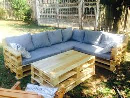 outdoor furniture with pallets. Outside Furniture Made From Pallets Floor Custom Garden Sofa Of Outdoor With