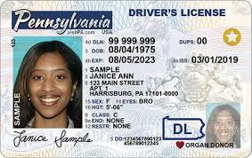 real id in pennsylvania