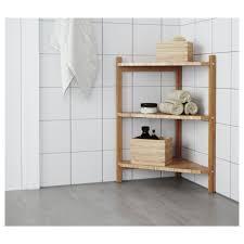 corner shelves furniture. ikea rgrund washbasincorner shelf bamboo is a hardwearing natural material corner shelves furniture
