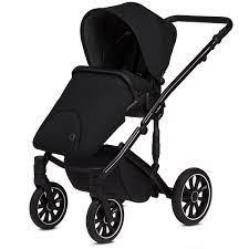 Anex® m/type Bebek Arabası - Siyah m/type, Bebek Arabaları Anex® m/type