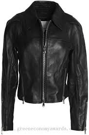 3 1 phillip lim leather biker jacket black for women aiyni0p28ndrg