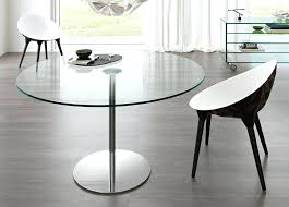 large round glass dining table round dining table extra large glass top dining table