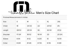 Travis Mathew Hat Size Chart Travis Mathew Mens Size Chart Travis Mathew