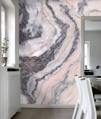 Pink Grey Marble | YOUR DECAL SHOP | NZ Designer Wall Art Decals | Wall  Stickers