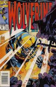 wolverine vol 2 83 by adam kubert mark farmer find this pin and more on 80 s 90 s 00 s