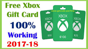 free xbox gift card codes list live gold 2017