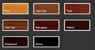 17 Decorative Ronseal Wood Stain Colour Chart Lentine