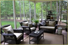 furniture for screened in porch. manchester screened in back porch furniture for 5