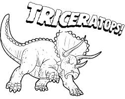 Dinosaur Coloring Pages Free Printable Realistic Coloring Pages