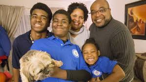 Indianapolis parents adopt from the foster care system