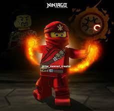 Kai Fire master Lego Ninjago - Season 11 | Lego ninjago, Lego kai, Ninjago  kai