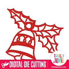 Available in png and vector. Christmas Bell 5 Totallyjamie Svg Cut Files Graphic Sets Clip Arts