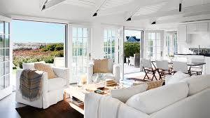 Small Picture 40 Beautiful Beachy Living Rooms Coastal Living