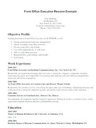 Example Hospitality Resume Awesome Hotel Front Desk Clerk Resume Examples Manager Sample Socialumco