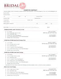 Newspaper Advertising Contract Template 5 Best Free Wedding Photography Contract Templates Template