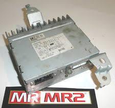 infinity 6022i. toyota mr2 mk2 rev1 type speaker amplifier amp 86280-17050 -mr used parts infinity 6022i