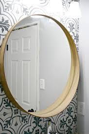 Easy painter's tape trick for hanging art | Bathroom ideas ...
