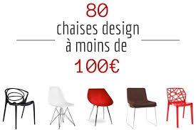 Chaise Design Pas Cher 80 Chaises Design à Moins De 100