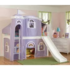 cool bunk bed for girls. Windsor Premier Low Loft Tent Bed Hayneedle Bunk Beds Slide And Storage Coolest Kids Uk Maste Cool For Girls