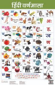 Varnmala In Hindi Chart Hindi Varnmala Charts 44