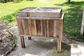 rustic cooler diy crafts handimania