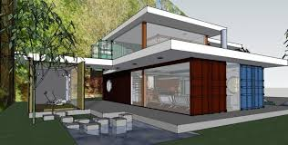 Best Shipping Container House Plans: Awesome Shipping Container House Plans  For Modern Style ~ ozvip