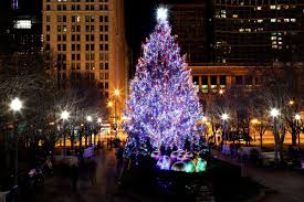 Daley Center Tree Lighting The 106 Year History Of Chicagos Christmas Tree Lighting