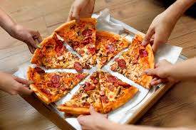 Image result for pizza party