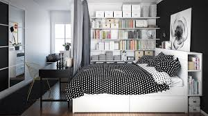 Small Black And White Bedroom Bedroom Decorating Gorgeus Black And White Bedrooms
