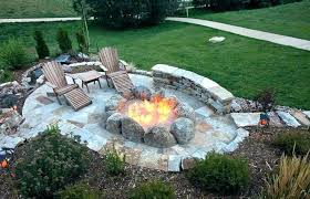 how to build your own gas fire pit outdoor gas fire pits designs build your own