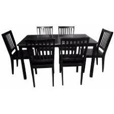 hapihomes skylet 6 seater dining set