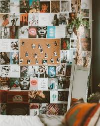 diy collage kit wall collage bedroom