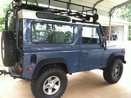 1997 land rover defender 90. 1997 land rover defender 90 exterior in arles blue my favorite e