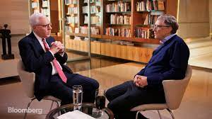 Bill Gates: The David Rubenstein Show - Bloomberg