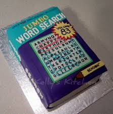 Find A Word Cake Cakecentralcom