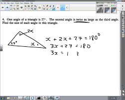 geometry problems grade algebra
