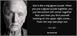 Jigsaw Quotes New 48 Jigsaw Quotes QuotePrism