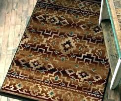 rustic lodge style area rugs cabin carpet post rug log build a n furniture design