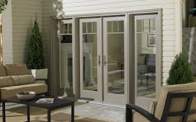 photos of patio doors with sidelites