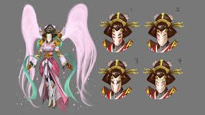 Heroes Of The Storm Sakura Auriel ...