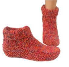 Free Knitted Slipper Patterns