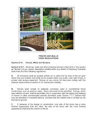 Corner Lot Fence Design Fences And Walls Handout
