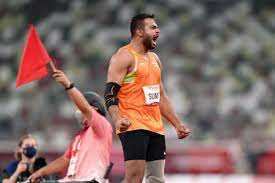 India's Sumit Antil aims to compete in Olympics and Paralympics in Paris |  International Paralympic Committee